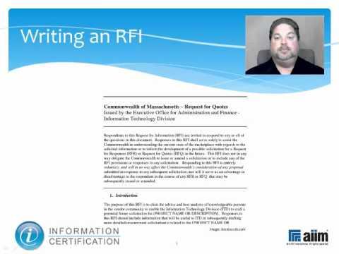 RFIs-RFPs