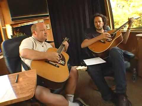 Mason w/ Kyle Gass at Lollapalooza