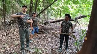 (MAKING OF) CHARLLES E TIRINGA ENCONTRAM O TELEFONE DO ÍNDIO NA SELVA AMAZÔNICA | COMÉDIA SELVAGEM ®