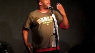 Seattle Poetry Slam - Blair \