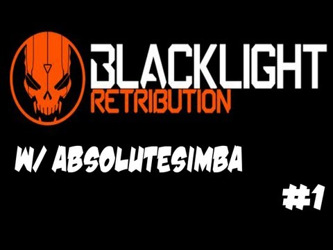 BlackLight Retribution - Part 1 UGHH..GAMEGASM !