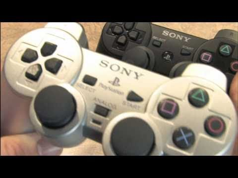 Classic Game Room - PS3 DUALSHOCK 3 controller review