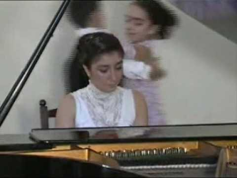 Waltz from Seven Beauties - Gara Garayev - Zema Baghirova - piano