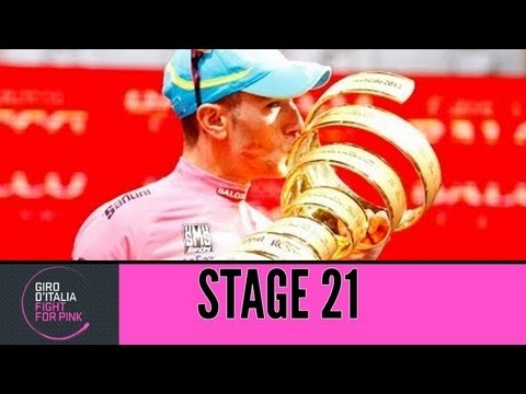 Giro d'Italia 2013 Tappa / Stage 21 Official Highlights