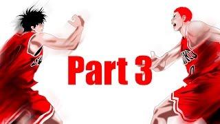 "Slam Dunk - Shohoku vs Sannoh ""The Last Ten Seconds"" Part 3"