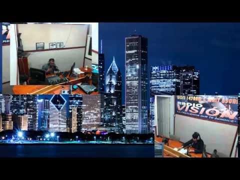 RADIO VISION CHICAGO INFORMA CON FEDERICO RAMOS 0818-14