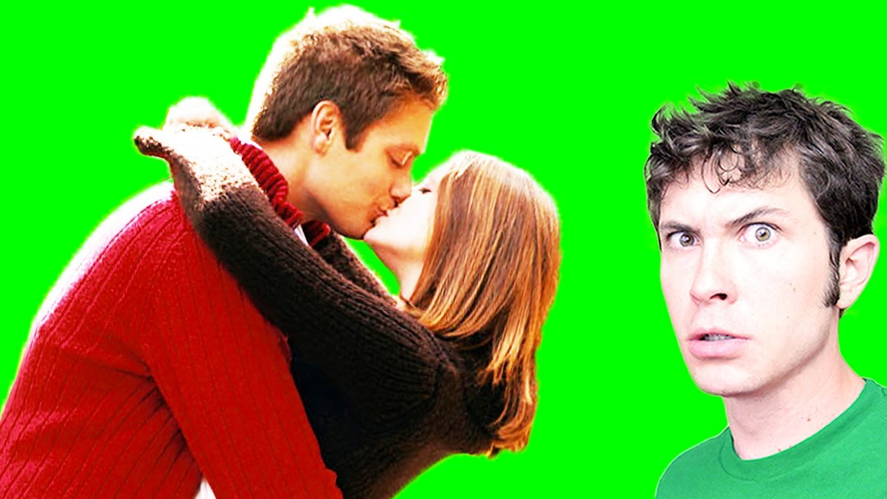 Toby turner and olga kay kiss