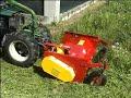 Trincia TSM 900 Zanon per motocoltivatore
