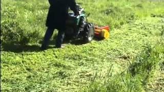Play trincia sarmenti per grandi pendenze bcs 630ws for Trincia x motocoltivatore