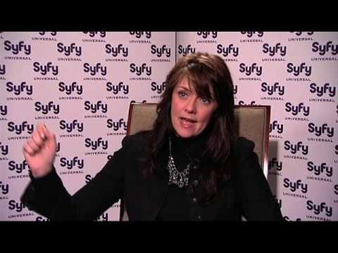 Amanda Tapping - Interview (Paris) Video