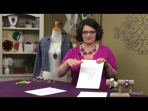 Learn How to Crochet Jewelry - - An Annie's Online Class