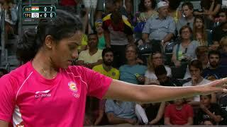 PV Sindhu(IND) vs Tai Tzu Ying(TPE) - Round16 - Rio Olympics 2016 - Badminton