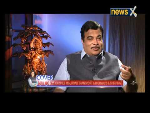 Cover Story by Priya Sahgal: Nitin Gadkari speaks on Modi government at 2 years