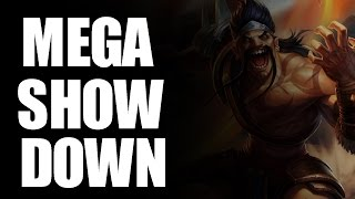 League of Legends : Mega Showdown