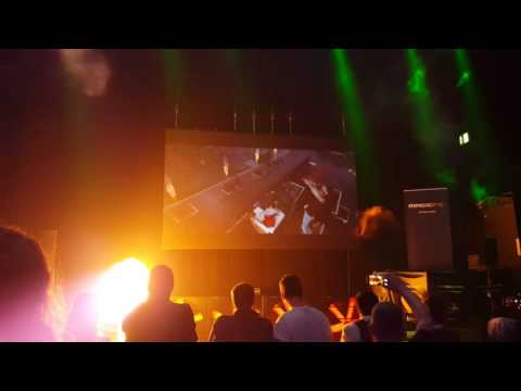 Pyrojunkies - Magic FX Demo Show @ BPM 10th Anniversary