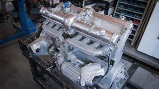 Pur Sang Hand Built Bugatti Type 35