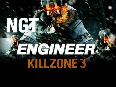 Killzone 3 Classes. The Engineer