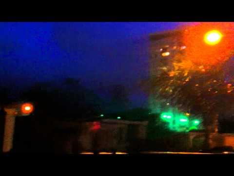 Tropical Storm Irene Aug 21-22 in Puerto Rico, PART 1 of 4