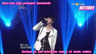 Watch Heo Young Saeng Hello Mello (only Love) video