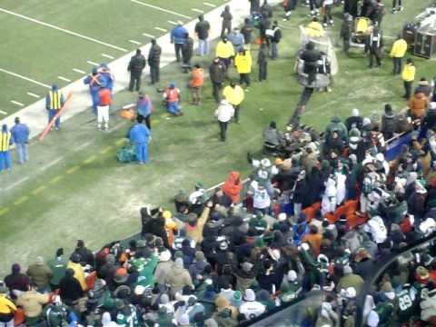 JETS Chant Fireman Ed. Feb 21, 2010 4:15 PM. Final football game ever at Giants Stadium Jets vs Bengals.Fireman Ed