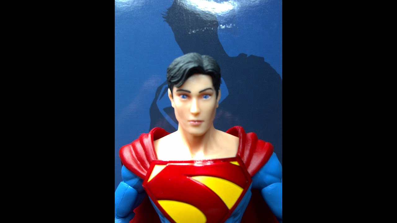 Superman Earth 2 New 52 dc Collectibles New 52 Earth 2