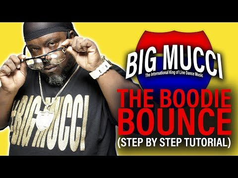 Big Mucci * Boodie Bounce (Live Performance/Instr.) LineDance