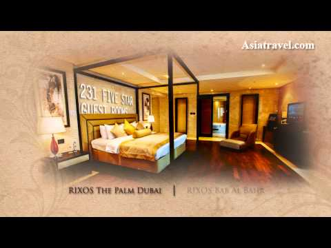 Rixos Hotels, United Arab Emirates - TVC by Asiatravel.com