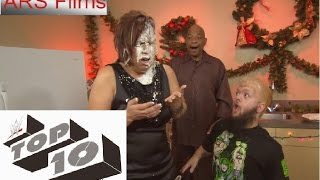 WWE TOP 10 Funny moments