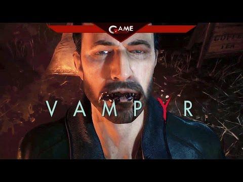 Vampyr превью обзор