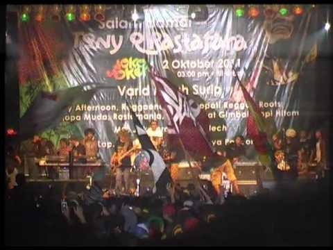 tony Q Rastafara live konser ciracas