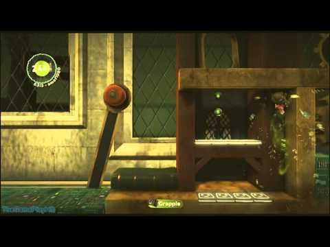 Little Big Planet 2 Walkthrough Video Playthrough (part 4)