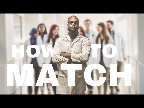 How to Match into Competitive US Residencies as an IMG