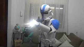 Star Wars Cosplay: 501st Legion Clone Trooper