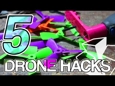 5 Drone Hacks - ArchiCopters FPV