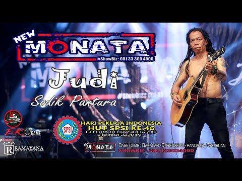 Judi - (cek Sound) Sodik Pantura -new Monata - Ramaya Audio