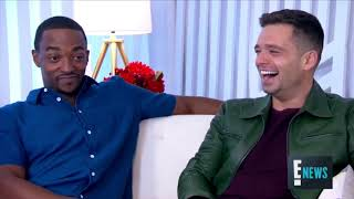 Download Lagu Sebastian Stan and Anthony Mackie Being Best Friend Goals for 5 minutes Straight! Gratis STAFABAND