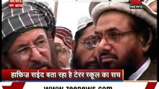Sneak peek of Hafiz Saeed's terror school in Pakistan