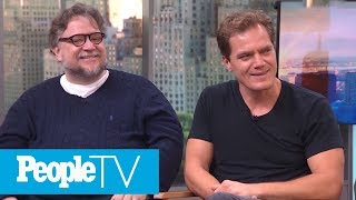 'Shape Of Water' Cast On Finding The Heart In A Monster Love Story | PeopleTV | Entertainment Weekly