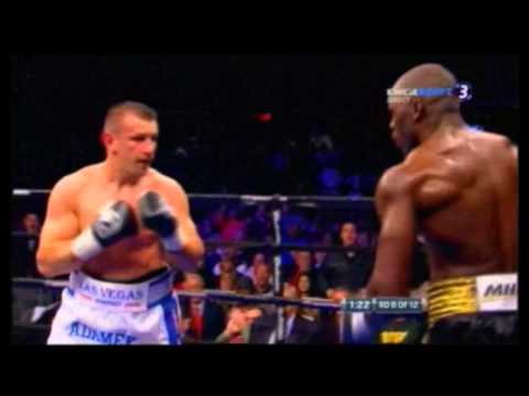 Tomasz Adamek vs Steve Cunningham II WALKA Fight 6 Round 22-12-2012 Boxing