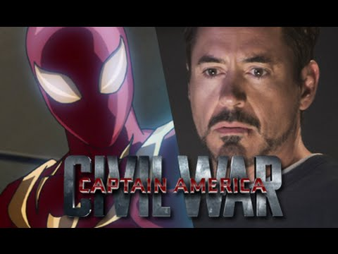 Spider-Man's Cameo Role In 'Captain America: Civil War' Revealed