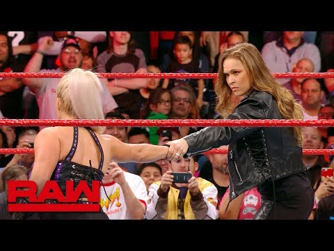 Ronda Rousey makes short work of Dana Brooke: Raw Exclusive, March 19, 2018 thumbnail