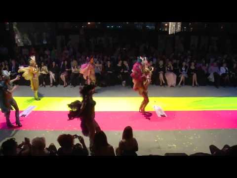 Andreea Balan – Carnaval Show Timisoara 02.04.14