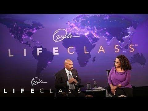 Why Steve Harvey Says Success Is Like Pulling a Wagon - Oprah's Lifeclass - OWN