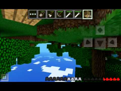 Explosive arrow mod on mcpe 0.7.2 android