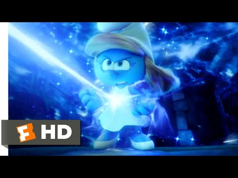 Smurfs: The Lost Village (2017) - The Power of Smurfette Scene (8/10)   Movieclips thumbnail