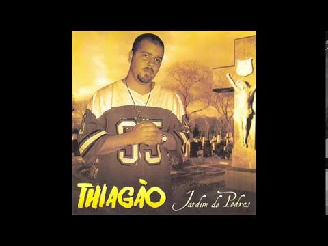 CD Thiagão e os KG - Jardim de Pedras (CD Completo 2007)