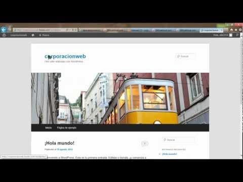 como crear una pagina web profesional parte 1 hosting y dominio gratis