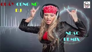 Nhạc DJ Nonstop 2019  Nhạc Bay Phòng | Bass Căng SML