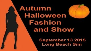 A&A Autumn Halloween Fashion Show 2015