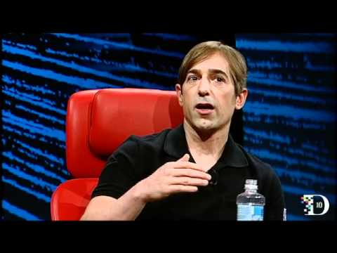 Zynga CEO Mark Pincus on Mobile Growth Strategy - D10 Conference
